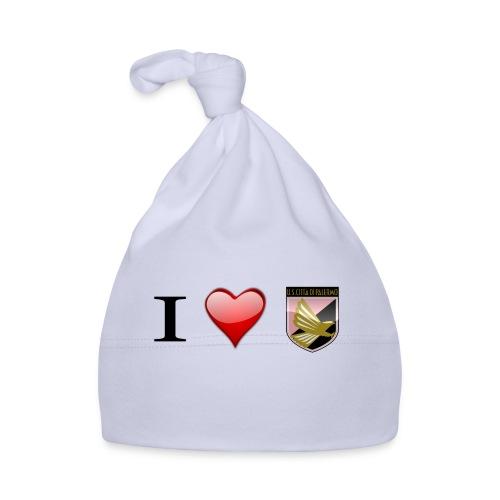 I Love Palermo - Cappellino neonato