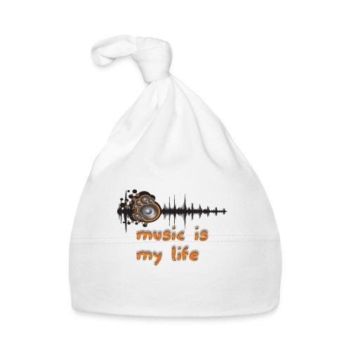 Music is my Life - Cappellino neonato