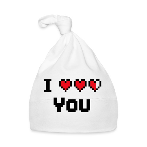 I pixelhearts you - Muts voor baby's