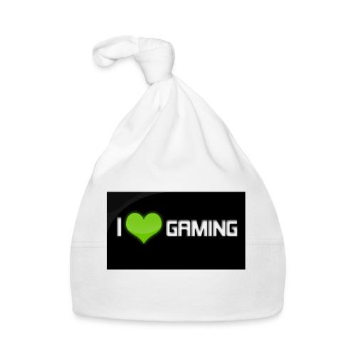 I Love Gaming Shadow Gamer - Baby Mütze