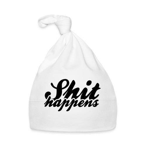 Shit Happens and Politics - Baby Cap