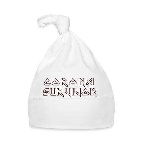 CORONA SURVIVOR COVID-19 SHIRT - Muts voor baby's