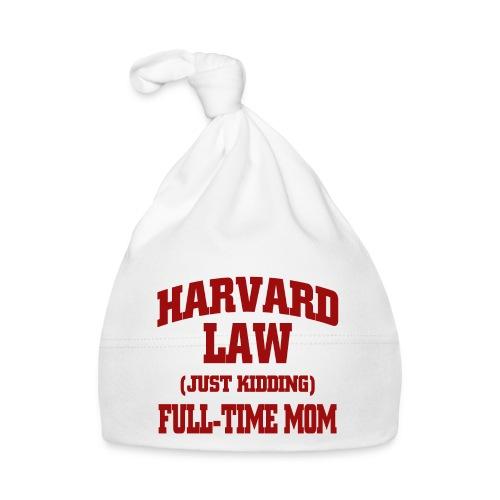 harvard law just kidding - Czapeczka niemowlęca