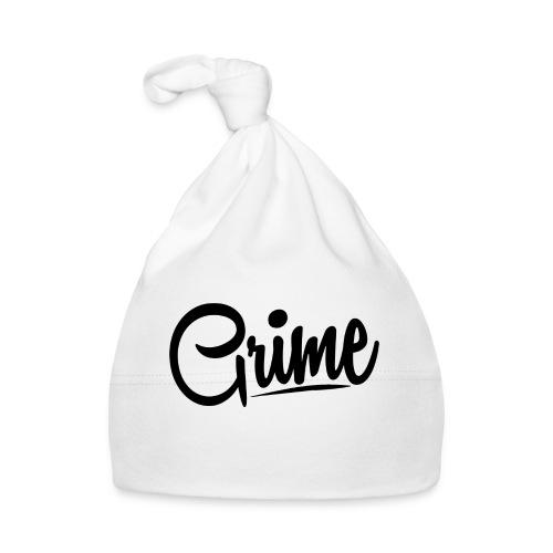 Grime Apparel Basic Grey Hoodie. - Baby Cap
