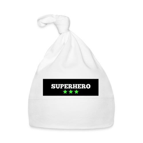 Lätzchen Superhero - Baby Mütze