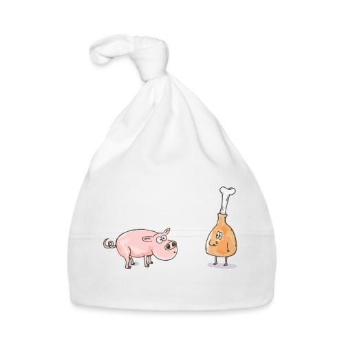 Le cochon et le jambon - Bonnet Bébé