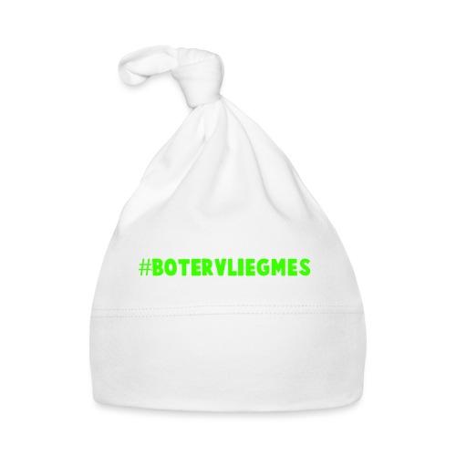 #Botervliegmes T-shirt (vrouwen) - Muts voor baby's