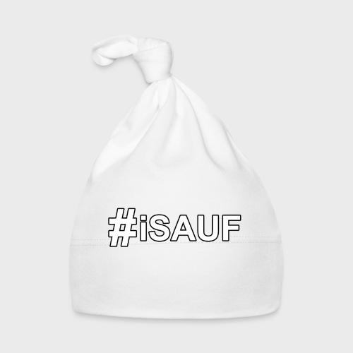 Hashtag iSauf - Baby Mütze