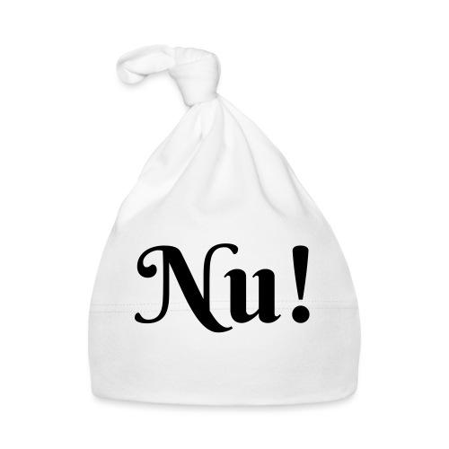 T-Shirt Nu! - Baby Mütze