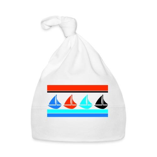 Segelboote Segelboot Segeln Maritim Boot Geschenk - Baby Mütze