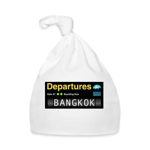Departures BANGKOK jpg - Cappellino neonato