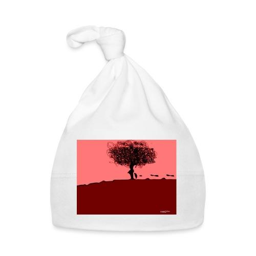 albero_0001-jpg - Cappellino neonato