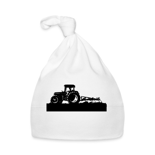Tractor with cultivator - Baby Cap