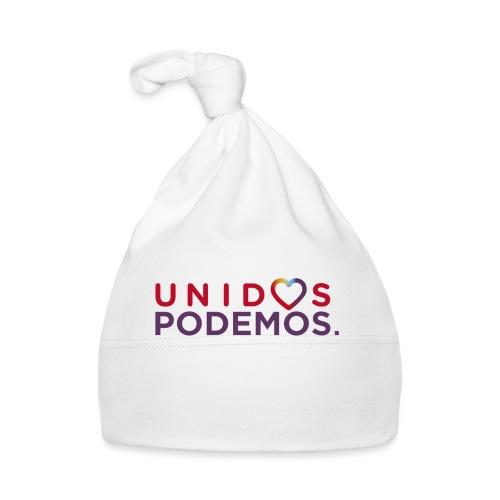 Taza Unidos Podemos 2016 Blanca - Gorro bebé