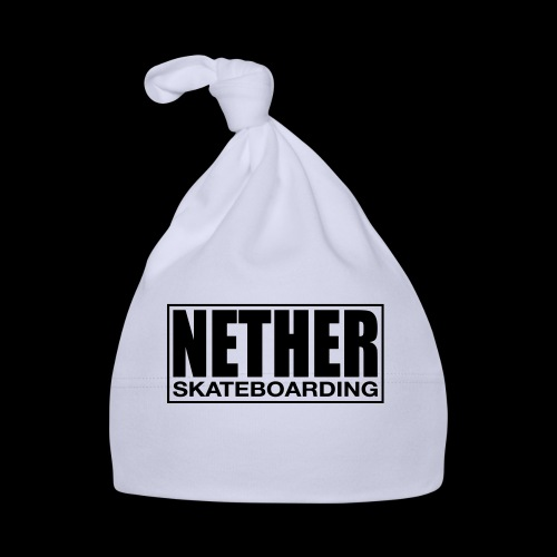 Nether Skateboarding T-shirt White - Cappellino neonato