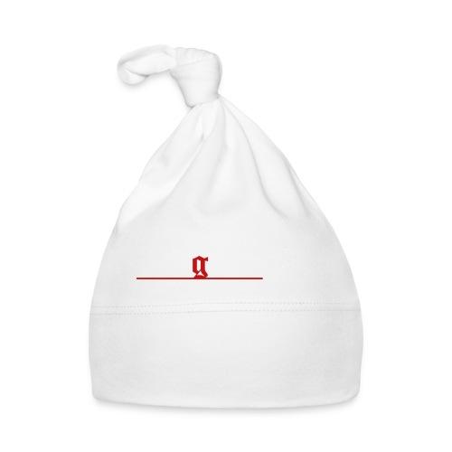 1312 T-Hemd [Druck beidseitig] - Baby Mütze