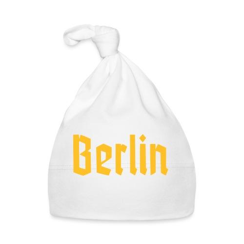 BERLIN Fraktur - Baby Mütze