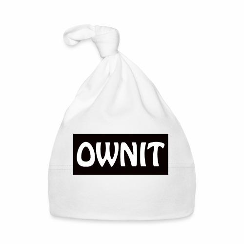 OWNIT logo - Baby Cap