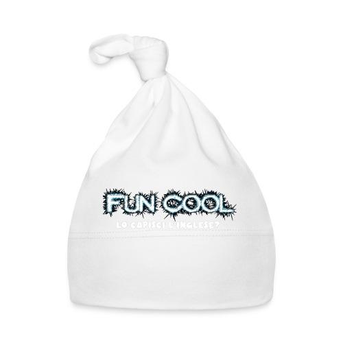 Capisci L'inglese Fun Cool - Cappellino neonato
