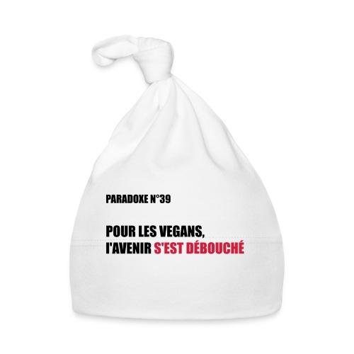 PARADOXE vegan - Bonnet Bébé