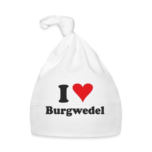 I Love Burgwedel - Baby Mütze
