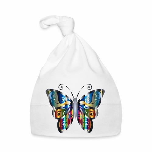 butterfly - Czapeczka niemowlęca