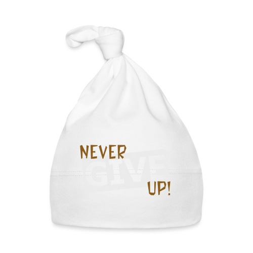 Never Give Up - Vauvan myssy
