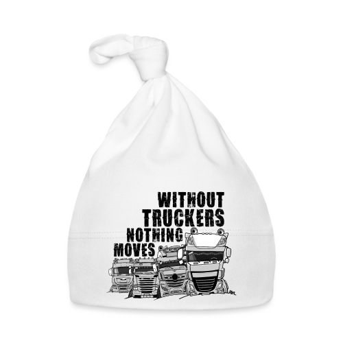 0911 without truckers nothing moves - Muts voor baby's
