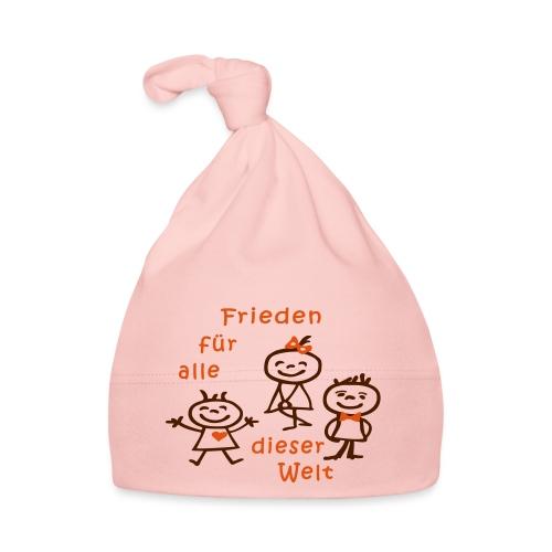 Kindertag, Childrens Day, Frieden - Baby Mütze