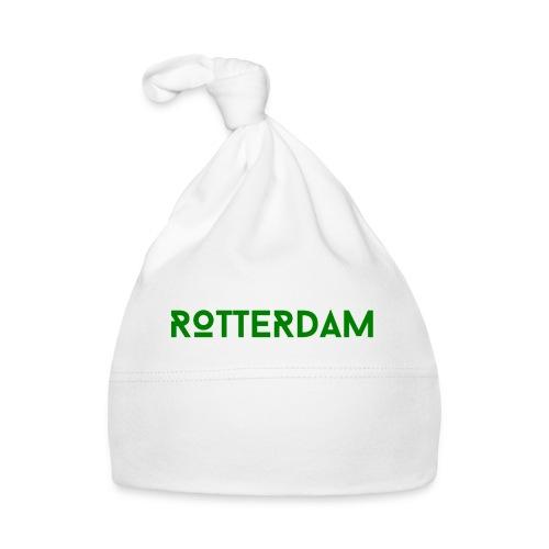 Rotterdam (Groen) - Muts voor baby's