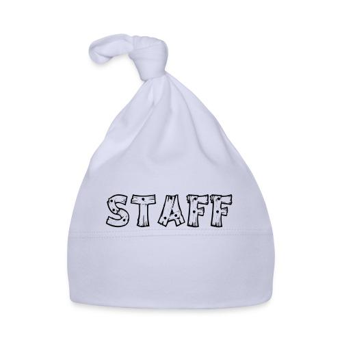 STAFF - Cappellino neonato