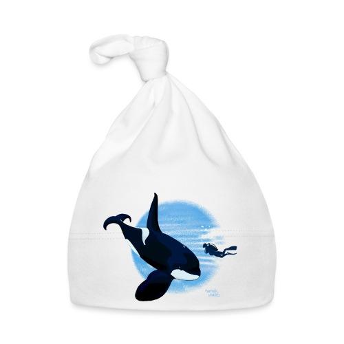 Orca en dappere duiker - Bonnet Bébé