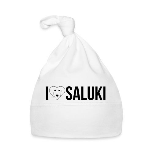 I Love Saluki - Cappellino neonato