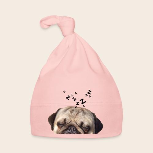 mops-schnarcht - Baby Mütze