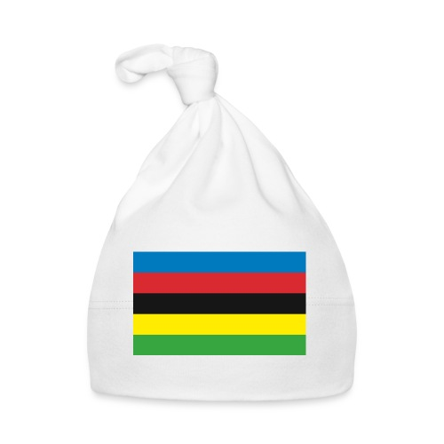 Cycling_World_Champion_Rainbow_Stripes-png - Muts voor baby's