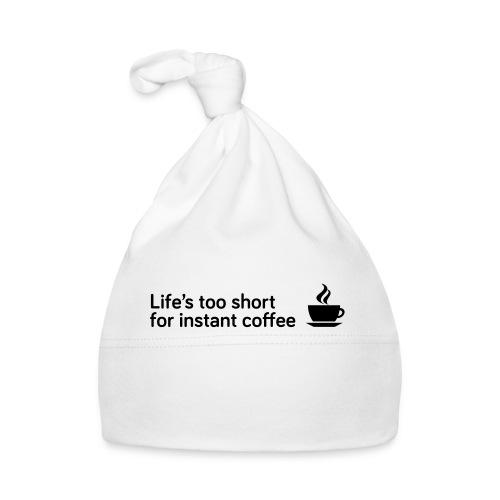 Coffee Life's Too Short - Baby Cap