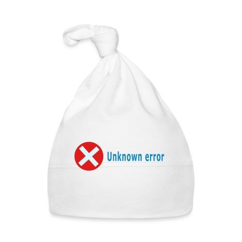 Unkown Error - Vauvan myssy
