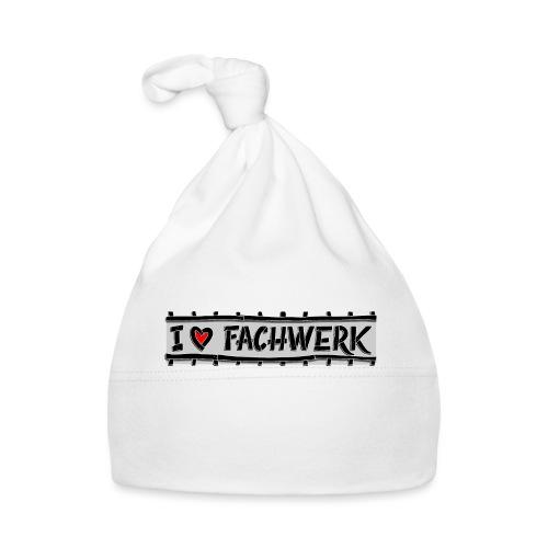I love FACHWERK stud - Muts voor baby's
