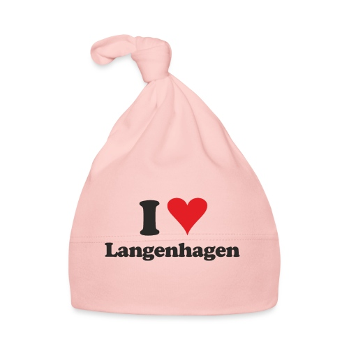 I Love Langenhagen - Baby Mütze