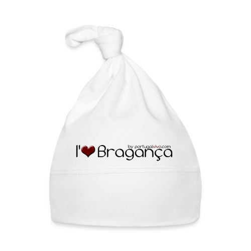 I Love Bragança - Bonnet Bébé
