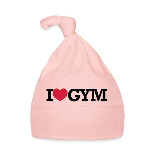 I Love Gym - Bodybuilding, Crossfit, Fitness - Baby Mütze