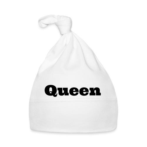 Snapback queen rood/zwart - Muts voor baby's