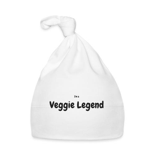 I'm a Veggie Legend - Baby Cap