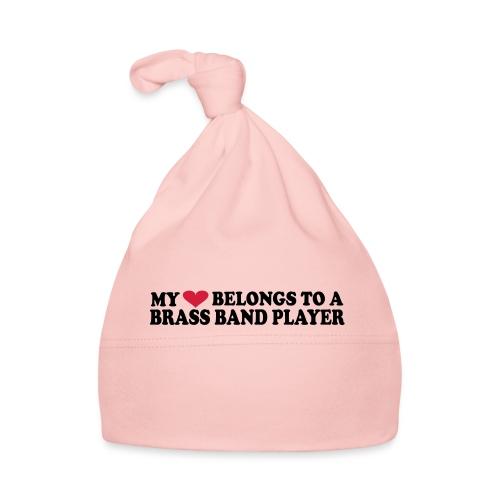 MY HEART BELONGS TO A BRASS BAND PLAYER - Babys lue