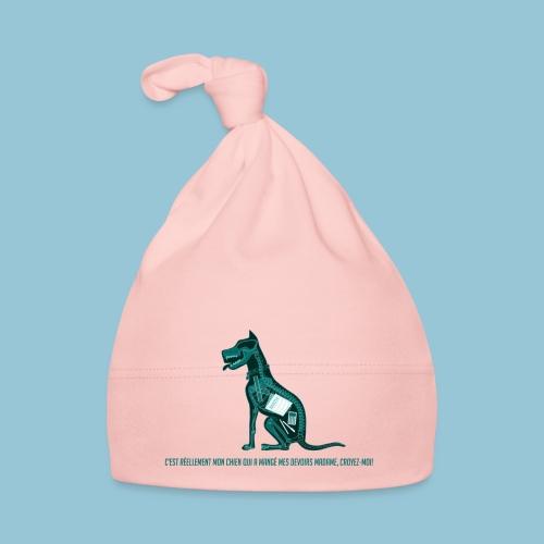 T-shirt pour homme imprimé Chien au Rayon-X - Bonnet Bébé