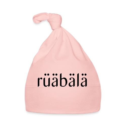 rüäbäla - Baby Mütze