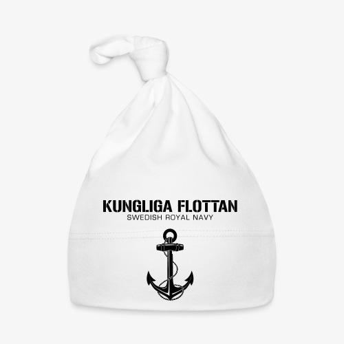 Kungliga Flottan - Swedish Royal Navy - ankare - Babymössa
