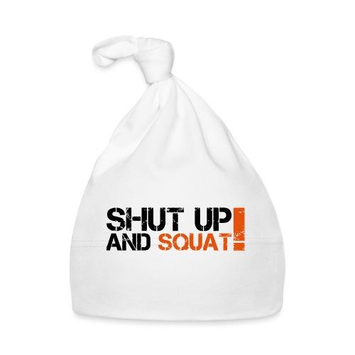 Shut Up And Squat - Baby Mütze