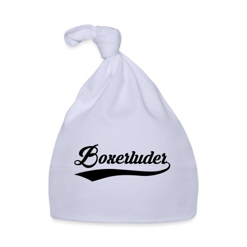 Motorrad Fahrer Shirt Boxerluder - Baby Mütze