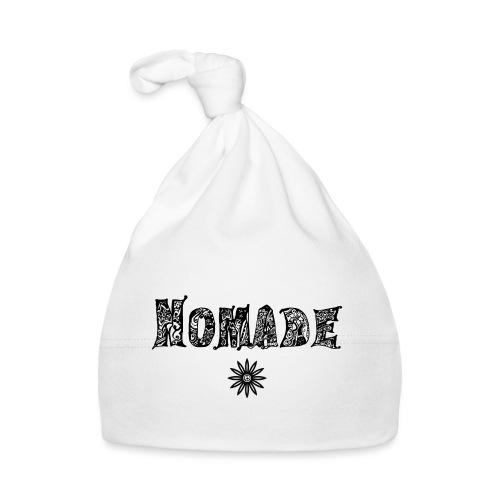 Nomade (en noir) - Bonnet Bébé